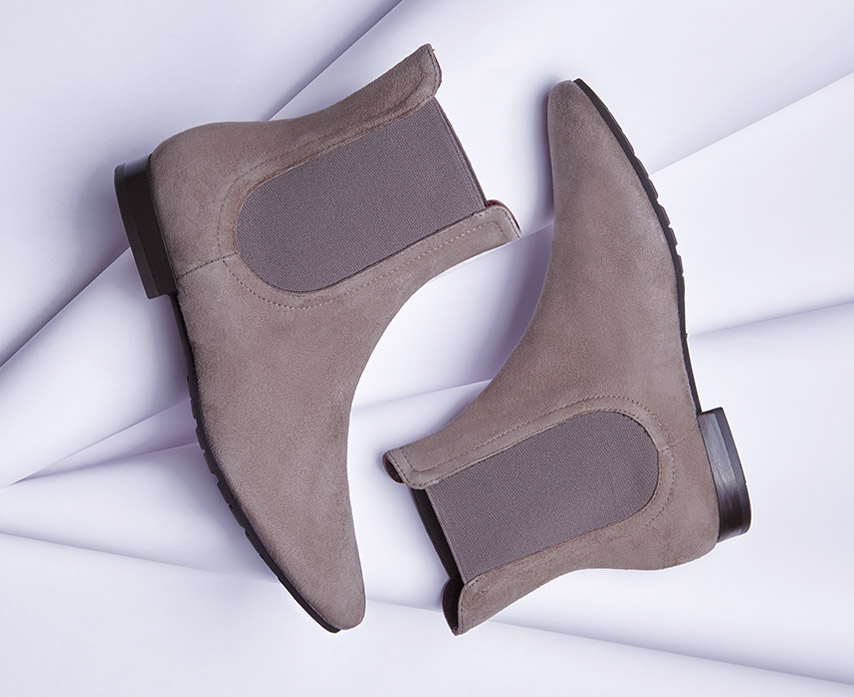 woman ankle boot