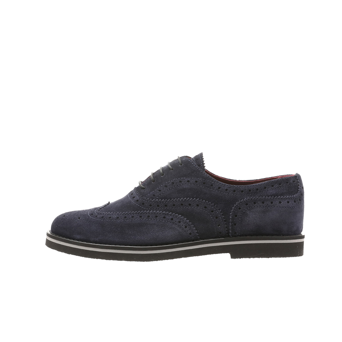 Casual Light Rubber Sole Lace Up